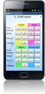 IDEX - kvalitetskontrol på tablets og smartphones