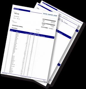 RengøringsSystemets RapportGenerator