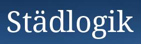 Städlogik forhandler Data-know-hows produkter